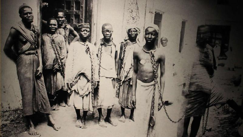 mémoires de l'esclavage