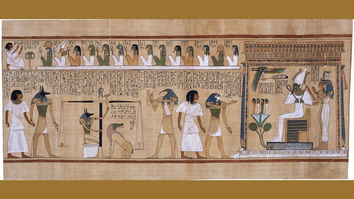 Les anciens Égyptiens, leurs Origines par Cheikh Anta Diop