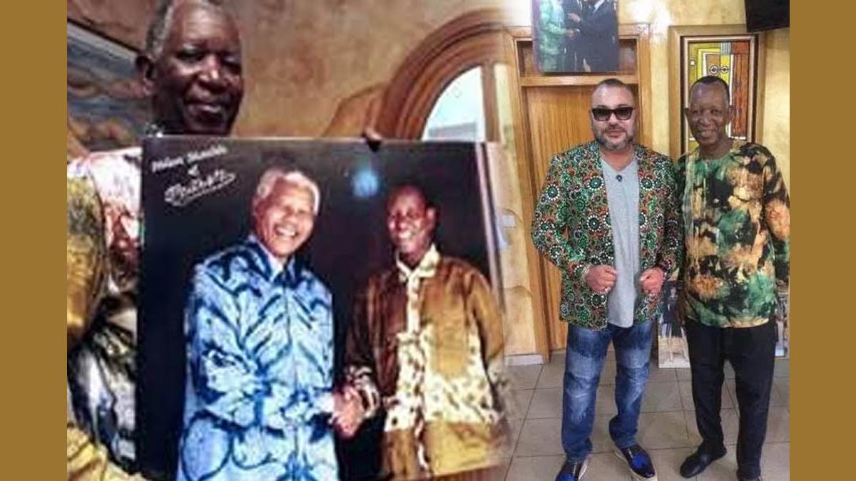 Pathé'O, le couturier des chefs d'Etat africains