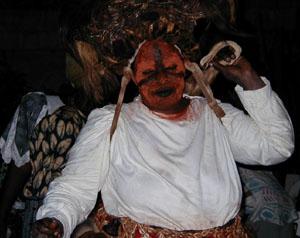 masques Wobé