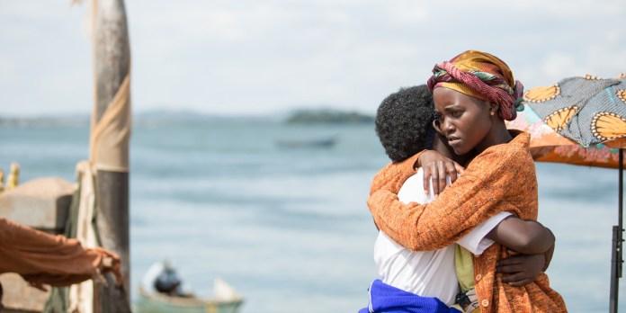 : Queen of Katwe : La mère et Phiona