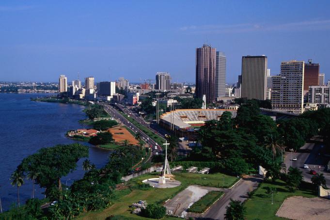 Pays riches : Côte d'Ivoire