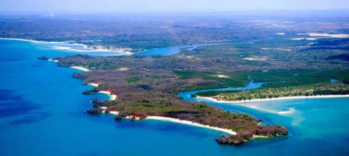 La péninsule d'Anjajavy