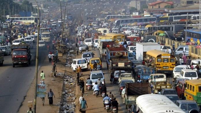 pollution en Afrique
