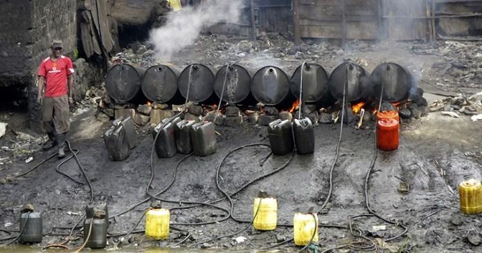Alcool frelaté Afrique