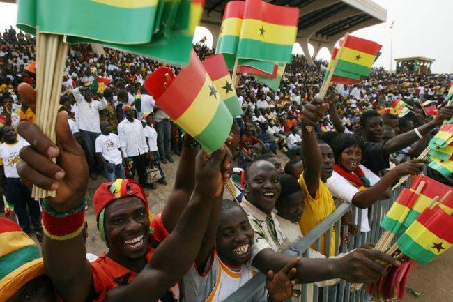 visa pour le Ghana