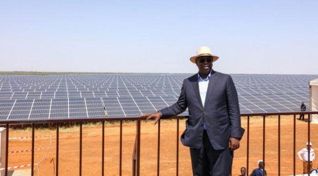 énergie solaire au Sénégal 2
