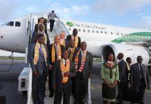 Aéroport d'Abidjan