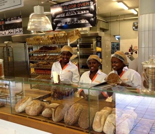 Boulangerie en afrique