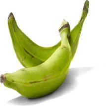 Plantain ou alloco ou banane plantain