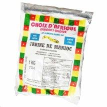 Farine de manioc : le foufou de manioc revisité!