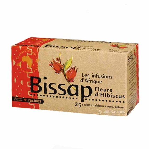 Hibiscus Herbal Tea #Afritibi