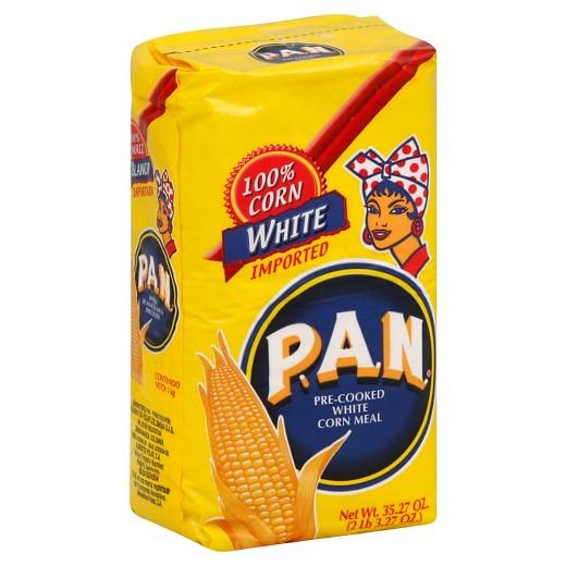 Farine de maïs Blanc - PAN #Afritibi