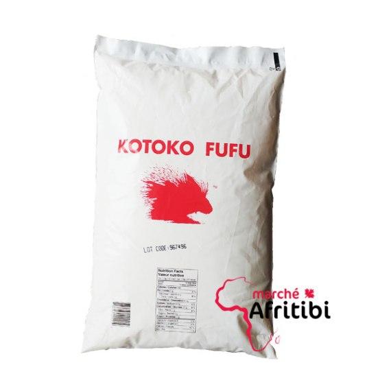 Kotoko Fufu #Afritibi