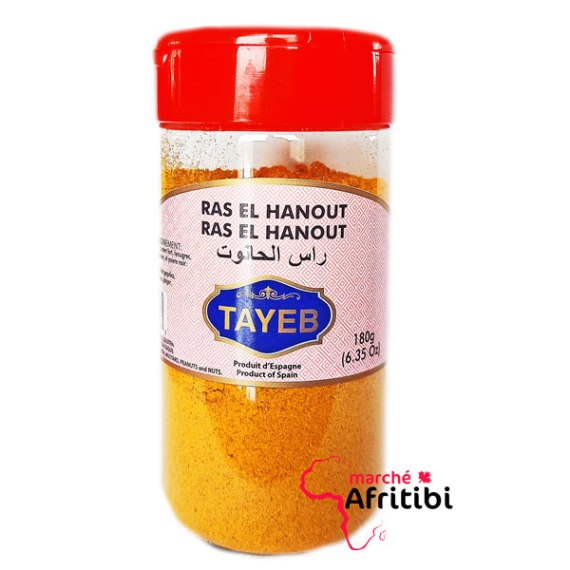 Ras El Hanout #Afritibi
