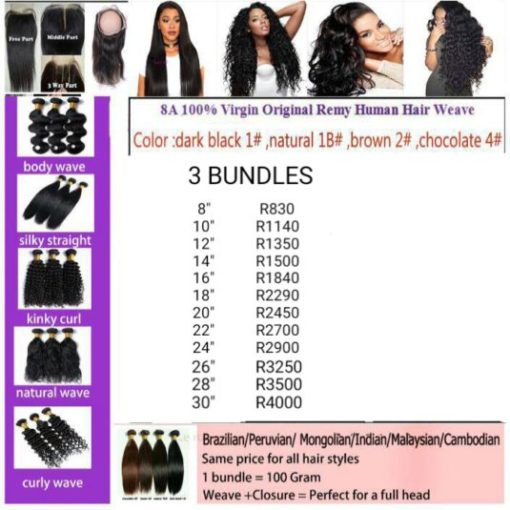 CHEAP BRAZILIAN HAIR FROM R830 Afritrada Free Ads Africa