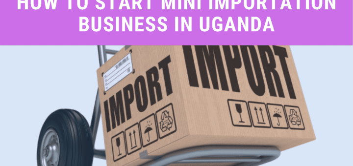 Mini importation en Ouganda