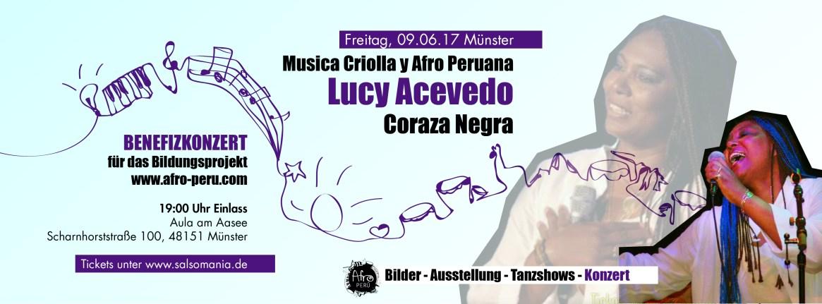 Benifizkonzert Lucy Acevedo 201711