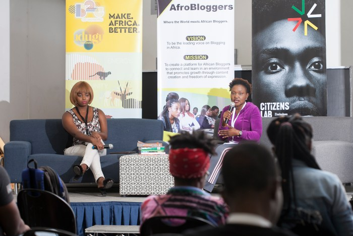 About Afrobloggers
