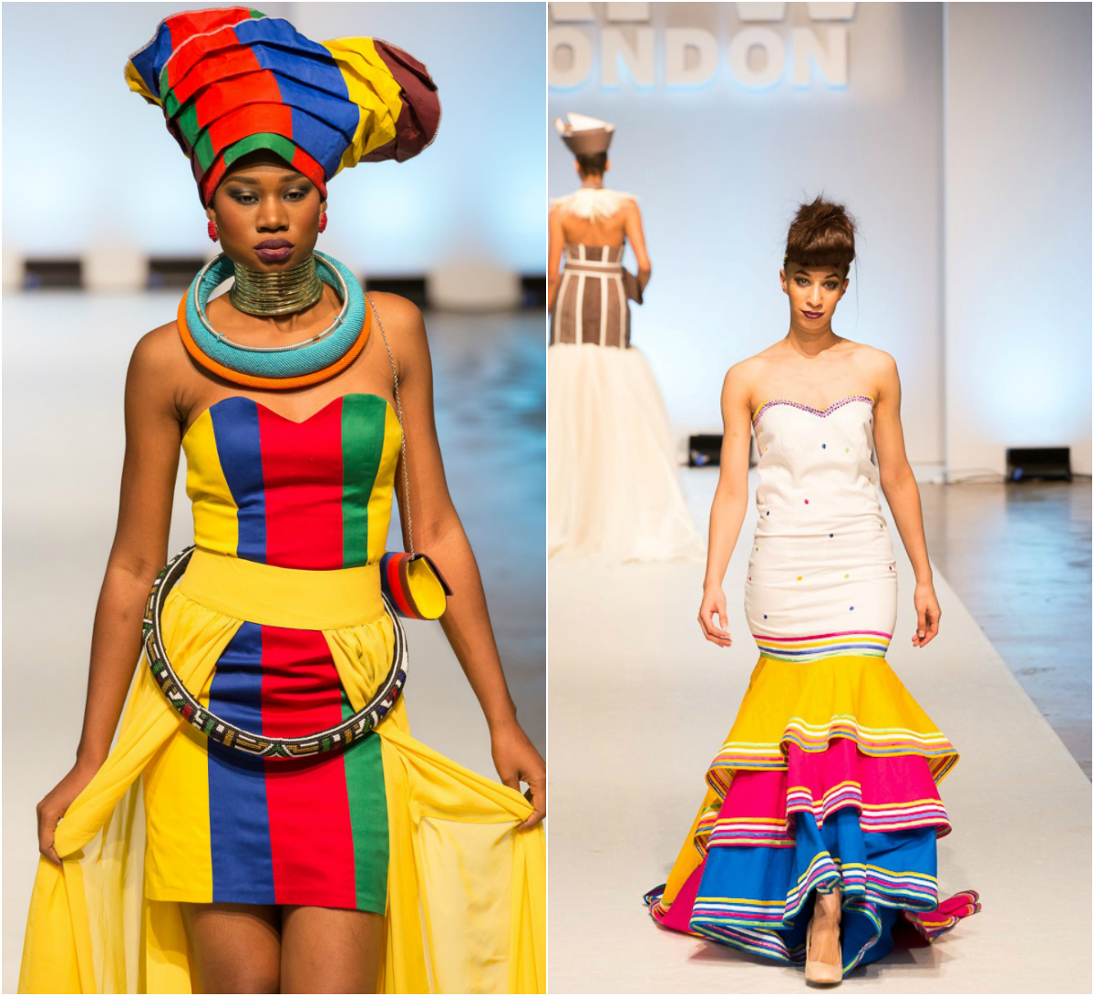 Discover Over 200 Designers At Africa Fashion Week 2014 Olympia