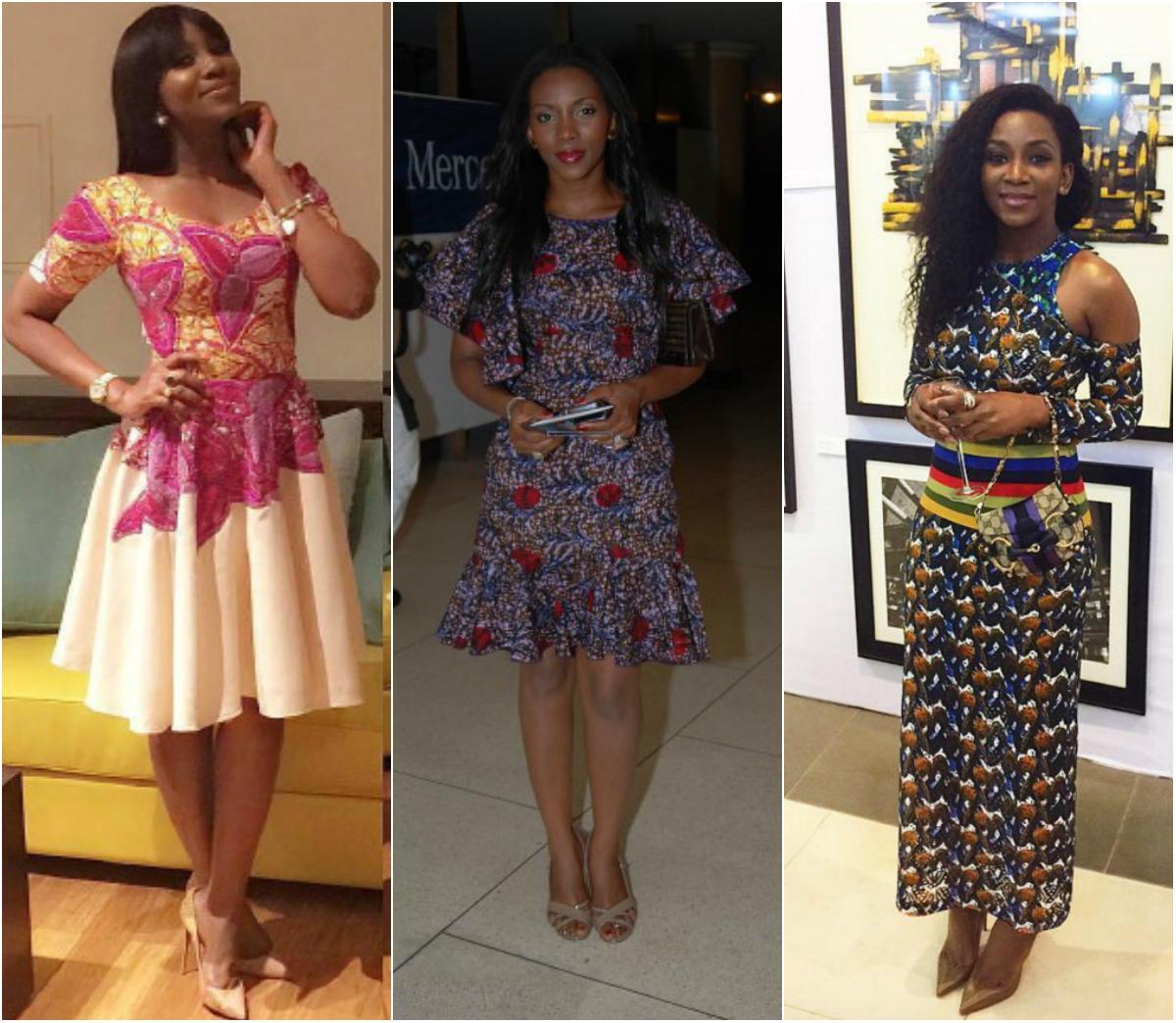 12 Amazing Ankara Styles From Genevieve Nnaji - AfroCosmopolitan