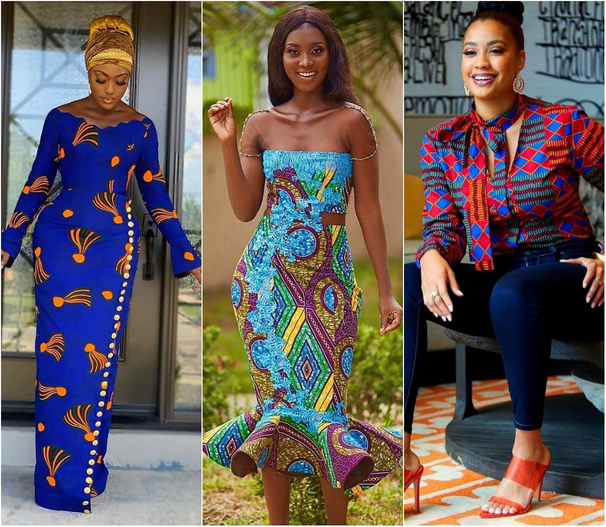 Modish Ankara Styles For Ladies - AfroCosmopolitan