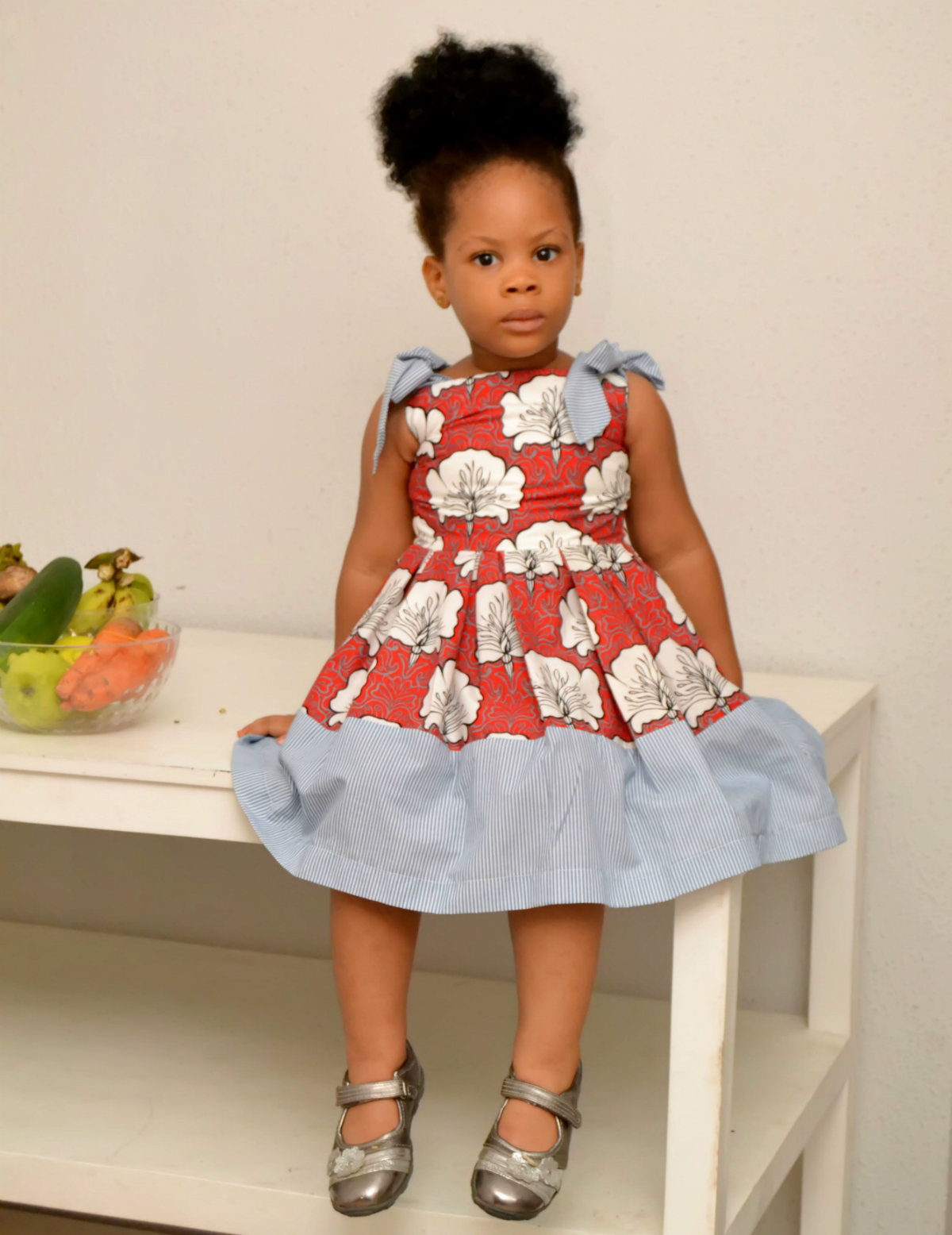 22 Super Stylish African Lace Styles For Kids - AfroCosmopolitan