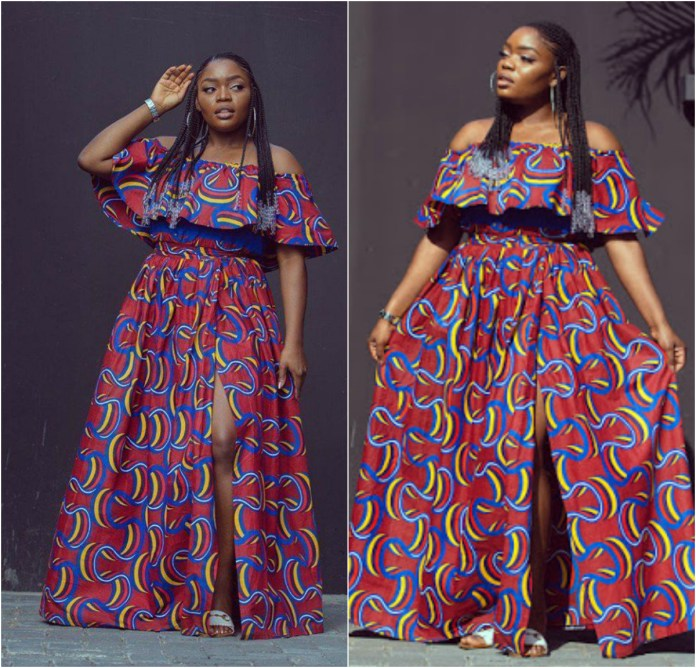 Spunky Ankara Styles From Big Brother Naija S Bisola Top Nigerian Fashion And Styles Website Fashionandstyles