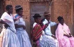 """Mujeres Afrobolivianas"""