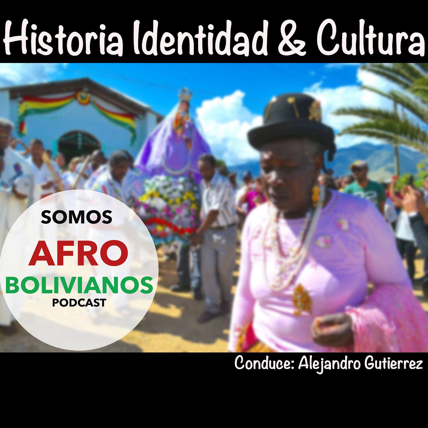 Episodio 7 Podcast: Las desigualdades educativas, el pongeaje y las migraciones de los Afrobolivianos en los 80's