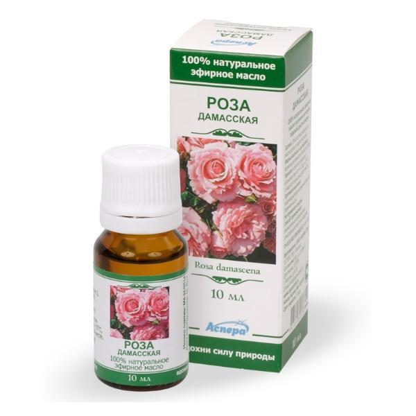 Масло розы свойства и применение