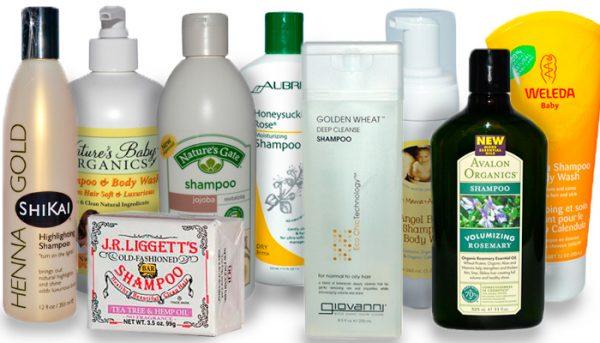 Shampoos para cabelo laminado