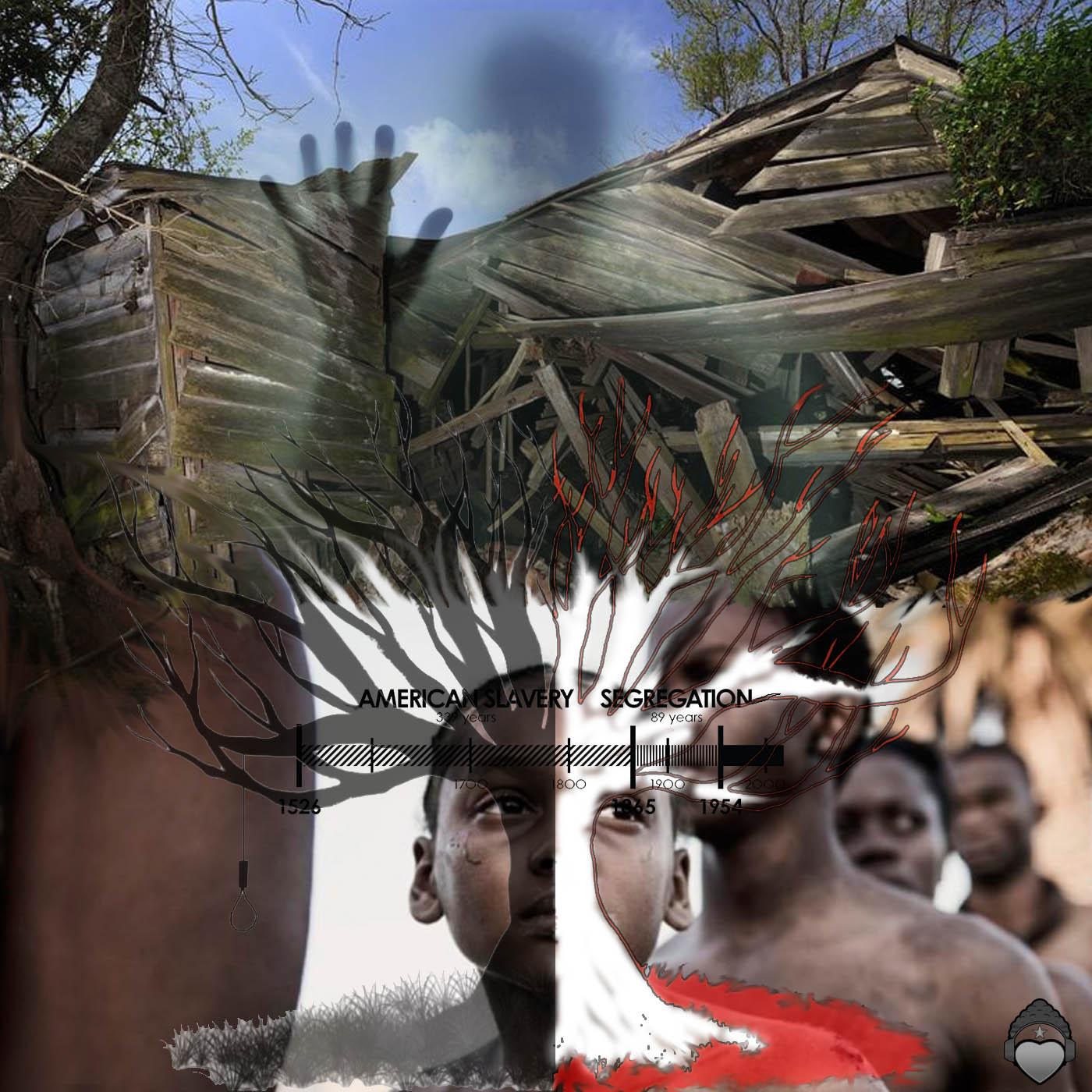Geomantic Empaths: Absorbing Demons of Slave Plantations