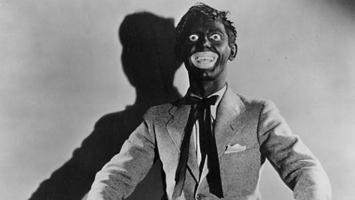 El Black Face una manera de ridiculizar a las personas de etnia negra.