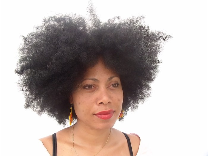 Yanelis Salgado Benitez. Mencion en la modalidad de afro. Foto: Susana Pilar Delahante Matienzo