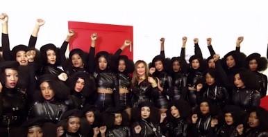 pantera negra Beyoncé_ Afroféminas 9
