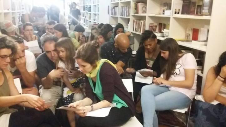 Taller Afroféminas sobre alianzas en Barcelona