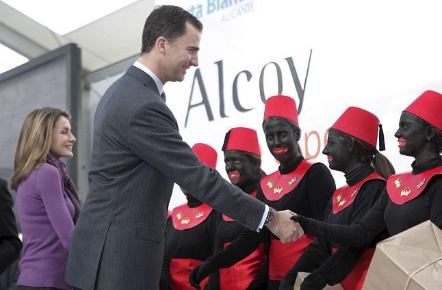 Un blackface massif à Alcoy peut-il être patrimoine immatériel de l'humanité?