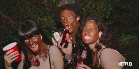 black face 4