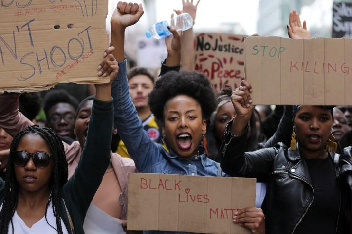 No a la racionalización del racismo