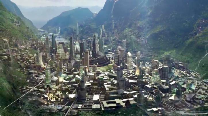 Wakanda: un futuro esperando ser creado II