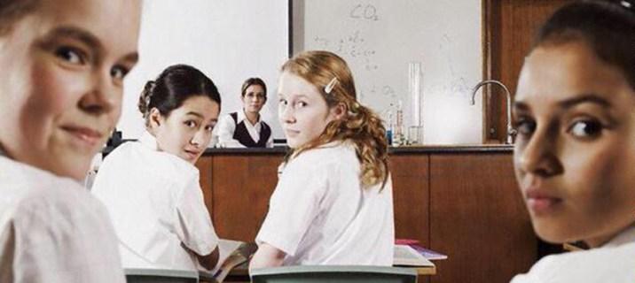 Educación sexual solo para blancos en las escuelas
