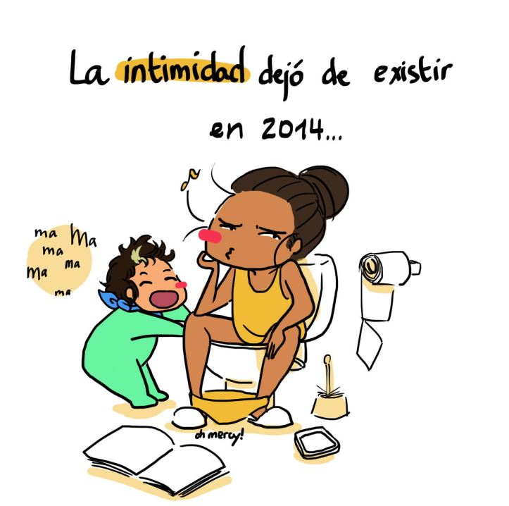 """Entrevista a la ilustradora Oh, Mercy: """"Si yo me podía ver reflejada en Mafalda o Maitena sin importarme el color del dibujo, ¡otrxs se podrían identificar conmigo!"""""""