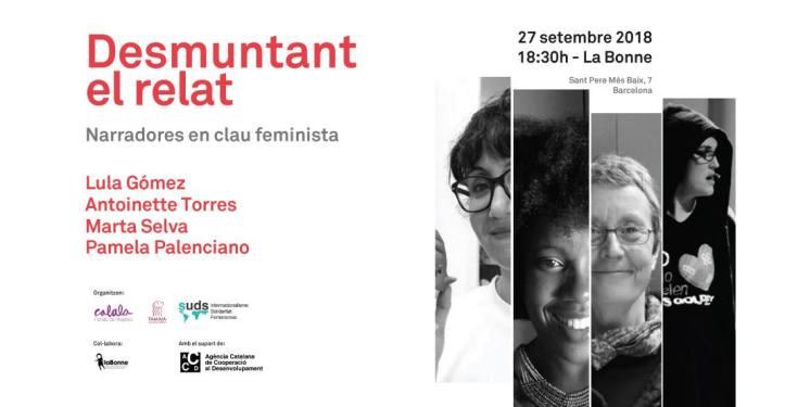Afroféminas en Barcelona