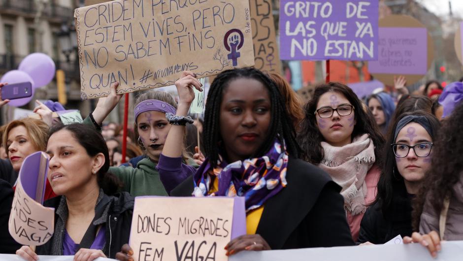 Descolonizar el feminismo para cambiarlo todo