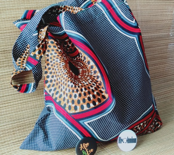 BOLSAS WAX AFRO & ECO