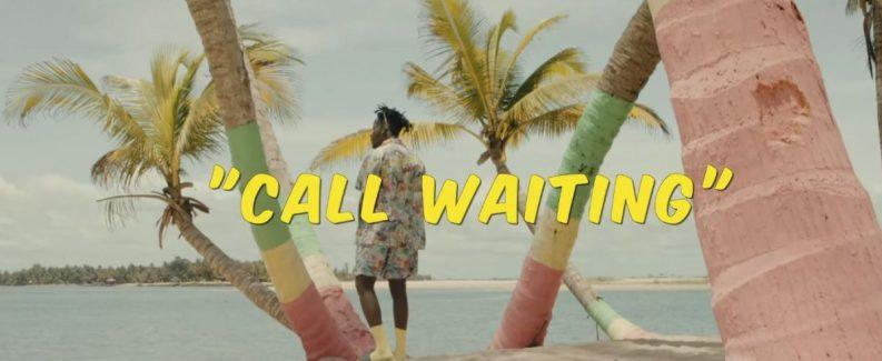 Mr Eazi - Call waiting