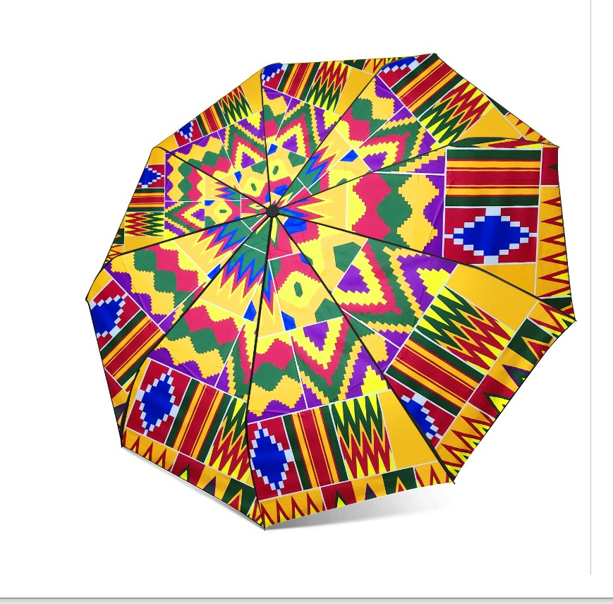 kente umbrella