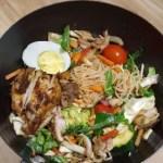 Zero Noodle Stir Fry –  Under 500 calories