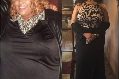 """""""I've been overweight for over 30 years"""": How Chanda lost 280 pounds naturally"""